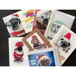 Card - Xmas Mixed 10 pack- Including Postage