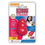KONG Puppy Squeaker Red