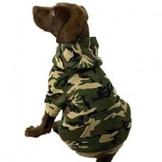 Casual Canine Camo Hoodie XL