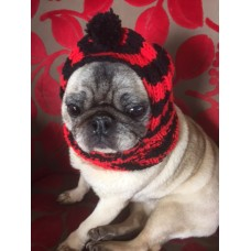 Dog Beanie Essendon