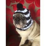 Dog Beanie Collingwood