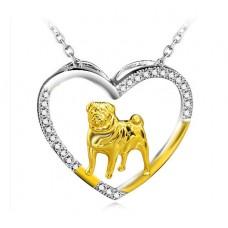 Necklace - Pug