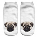 Socks- Pug face Free Shipping